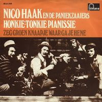 Cover Nico Haak en de Paniekzaaiers - Honkie tonkie pianissie