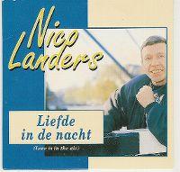 Cover Nico Landers - Liefde in de nacht