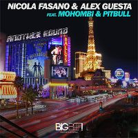 Cover Nicola Fasano & Alex Guesta feat. Mohombi & Pitbull - Another Round