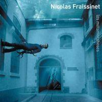 Cover Nicolas Fraissinet - Les métamorphoses