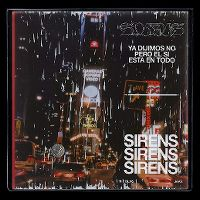 Cover Nicolas Jaar - Sirens