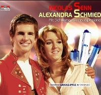 Cover Nicolas Senn & Alexandra Schmied - Mit Schwung durchs Alpenland