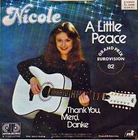 Cover Nicole - A Little Peace