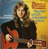 Cover Nicole - Flieg nicht so hoch, mein kleiner Freund