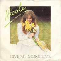 Cover Nicole - Give Me More Time