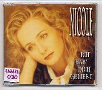 Cover Nicole - Ich hab' dich geliebt