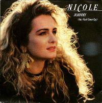 Cover Nicole - Johnny (Nur noch einen Tag)