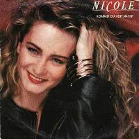 Cover Nicole - Kommst du heut' Nacht
