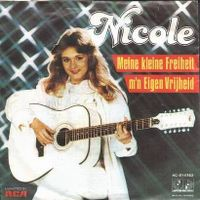 Cover Nicole - Meine kleine Freiheit