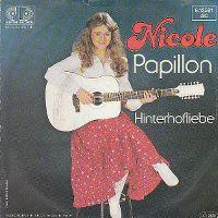 Cover Nicole - Papillon