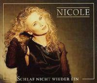 Cover Nicole - Schlaf nicht wieder ein