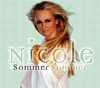 Cover Nicole - Sommer Sommer