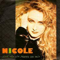 Cover Nicole - Steh' wie ein Mann zu mir