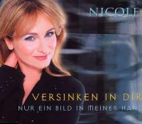Cover Nicole - Versinken in Dir