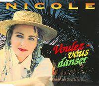 Cover Nicole - Voulez-vous danser