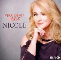 Cover Nicole - Zerrissenes Herz