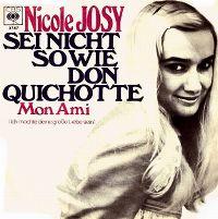 Cover Nicole Josy - Sei nicht so wie Don Quichotte