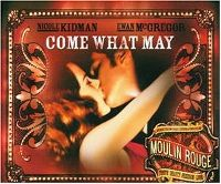Cover Nicole Kidman & Ewan McGregor - Come What May