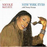 Cover Nicole McCloud & Timmy Thomas - New York Eyes
