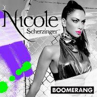 Cover Nicole Scherzinger - Boomerang