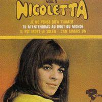 Cover Nicoletta - Je ne pense qu'à t'aimer