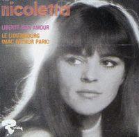 Cover Nicoletta - Liberté mon amour