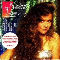 Cover Nicolette Larson - Let Me Be The One