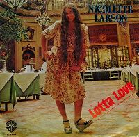 Cover Nicolette Larson - Lotta Love