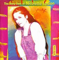 Cover Nicolette Larson - The Very Best Of Nicolette Larson