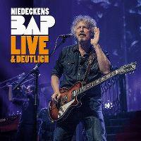 Cover Niedeckens BAP - Live & deutlich