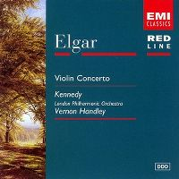 Cover Nigel Kennedy / Vernon Handley / London Symphony Orchestra - Edward Elgar: Violin Concerto / Introduction & Allegro