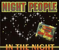 Cover Night People - In The Night