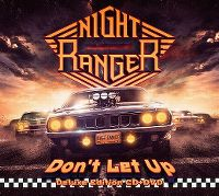 Cover Night Ranger - Don't Let Up