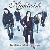 Cover Nightwish - Kuolema tekee taiteilijan