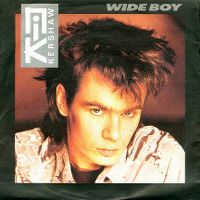 Cover Nik Kershaw - Wide Boy