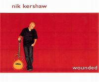Cover Nik Kershaw - Wounded