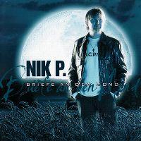 Cover Nik P. - Briefe an den Mond