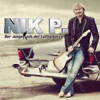 Cover Nik P. - Der Junge mit der Luftgitarre