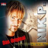 Cover Nik P. - Ein Stern der deinen Namen trägt