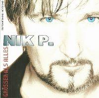 Cover Nik P. - Größer als alles