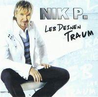 Cover Nik P. - Leb deinen Traum