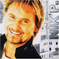 Cover Nik P. - Lebenslust & Leidenschaft