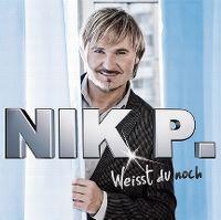 Cover Nik P. - Weisst du noch