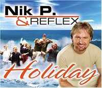Cover Nik P. & Reflex - Holiday