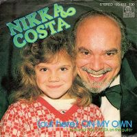 Cover Nikka Costa feat. Don Costa - (Out Here) On My Own