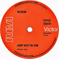 Cover Nilsson - Jump Into The Fire