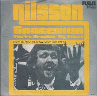 Cover Nilsson - Spaceman