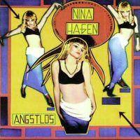 Cover Nina Hagen - Angstlos