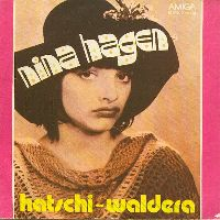 Cover Nina Hagen - Hatschi-Waldera