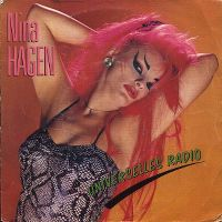 Cover Nina Hagen - Universelles Radio